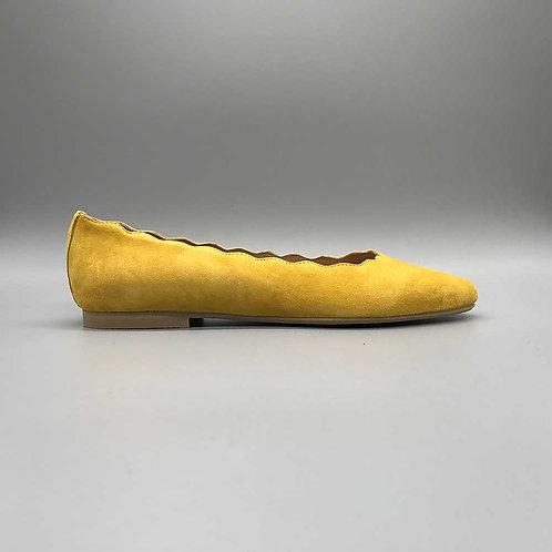 KMB – Ballerina A1252, gelb