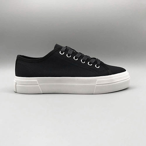 Vagabond – Sneaker Teddy W, black