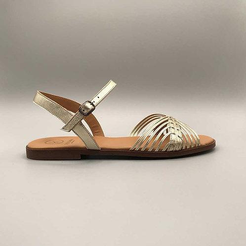 Kosmo – Sandale 164, champagne