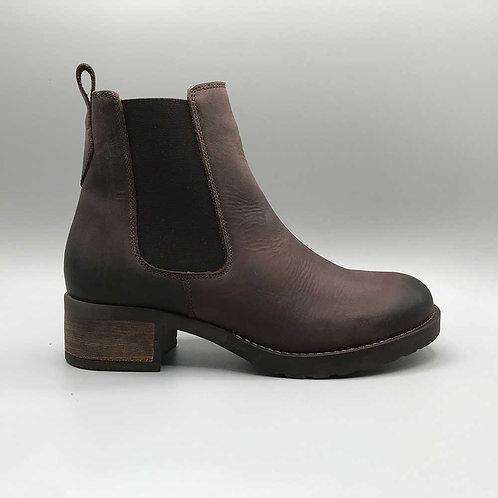 Pavement – Boots Christina, brown, WARMFUTTER