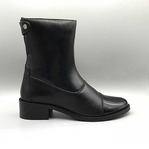Copenhagen shoes – Boots She Patent, black