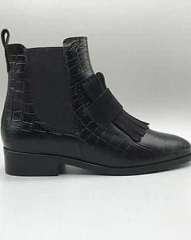 KMB – Chelsea A5091, croco black