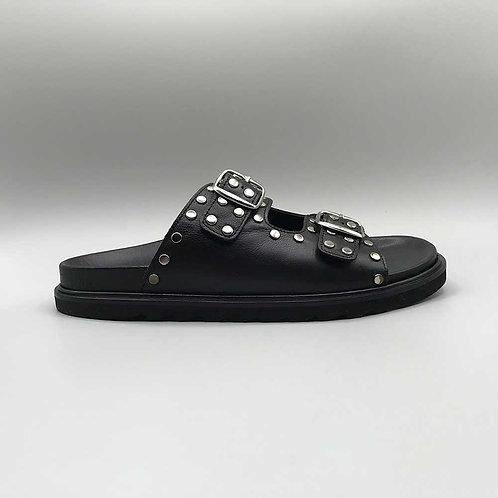 KMB – Sandale A4680, negro