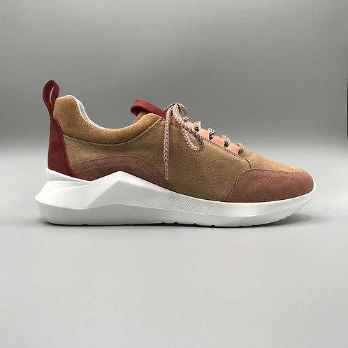 KMB – Sneaker A4649, multicolour rust
