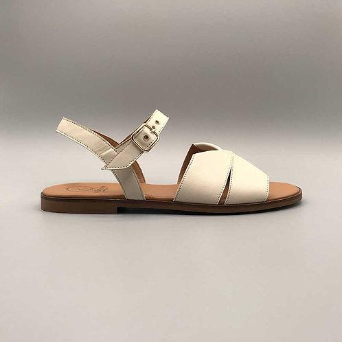 Kosmo – Sandale 112-6, off white