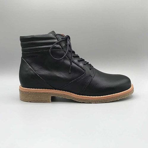 Ten Points – Schnürboots Astrid, black