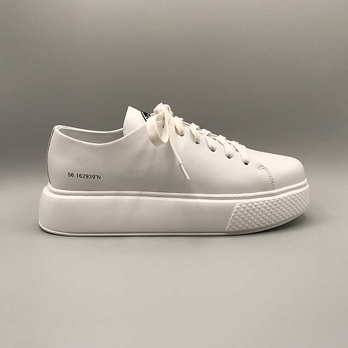 Pavement – Sneaker Entourage, white