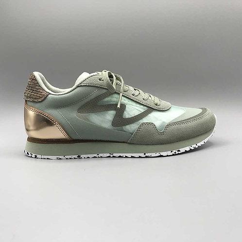 Woden – Sneaker Naja, desert sage