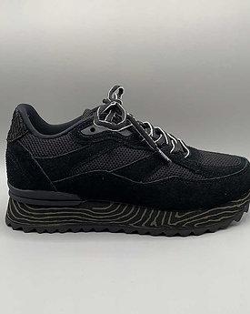 Woden – Sneaker Sophie, black