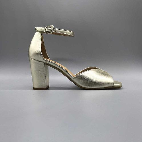KMB – Sandalette X85, gold