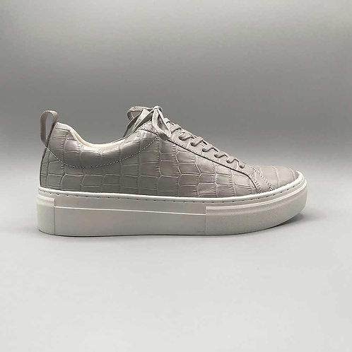 Vagabond – Sneaker Zoe Platform, grey kroko