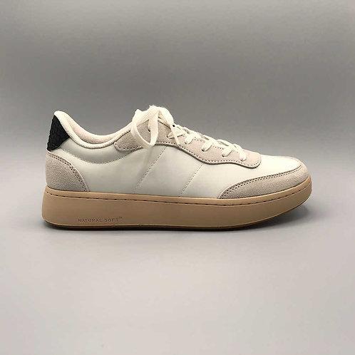 Woden – Sneaker May, whisper white