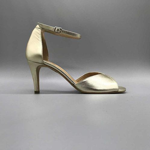 KMB – Sandalette X684, gold