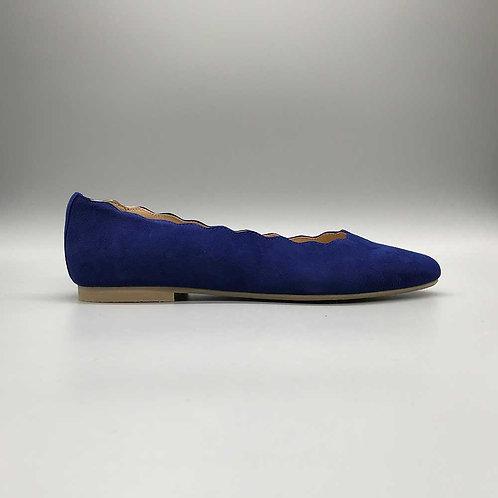 KMB – Ballerina A1252, blau