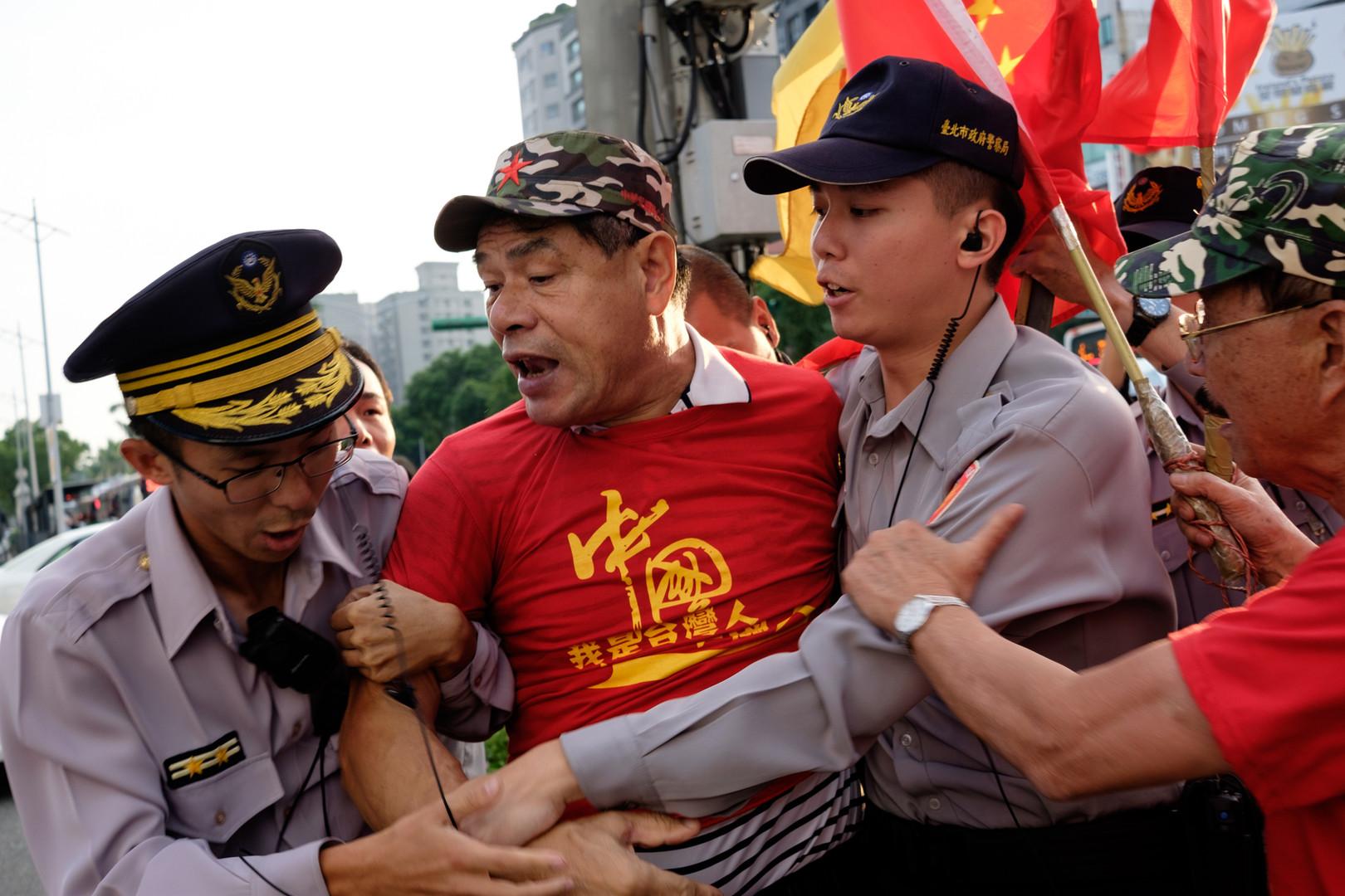 Taiwan Democracy