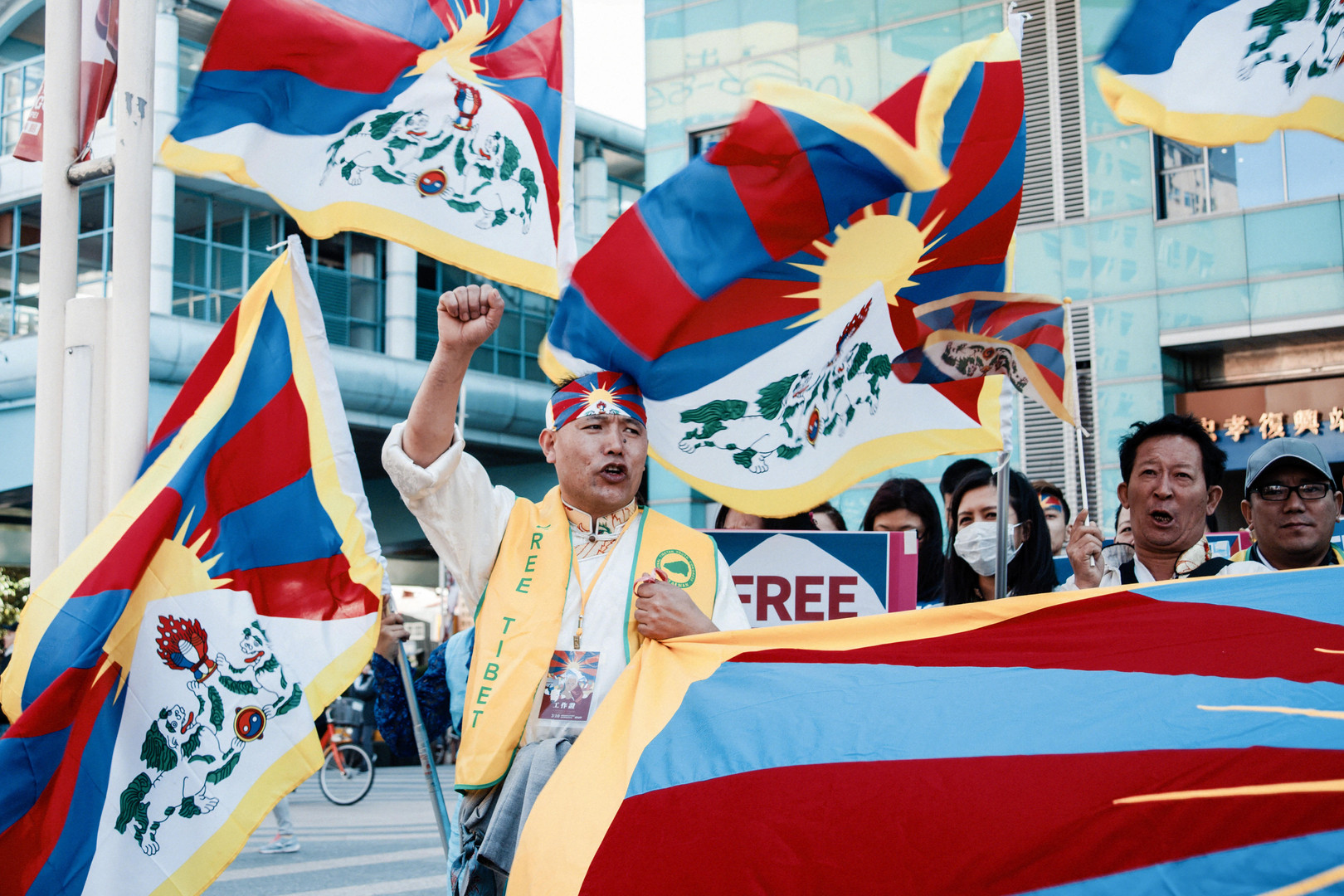10 MARCH TIBET UPRISING CELEBRATION DAY