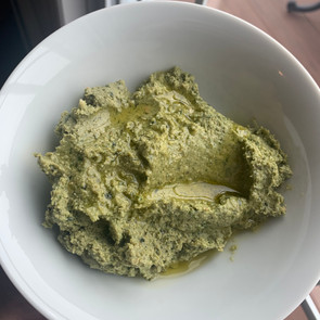 Creamy Vegan Cashew Pesto