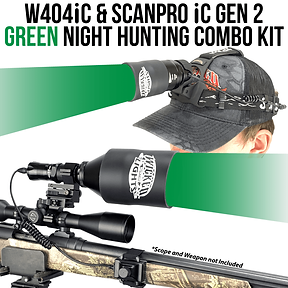 Wicked Lights W404iC and Scanpro iC Gen 2 Combo Kit