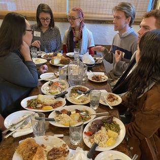 NYC Scholar Lunch