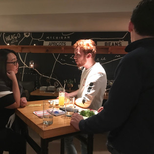 Philly Scholar Dinner