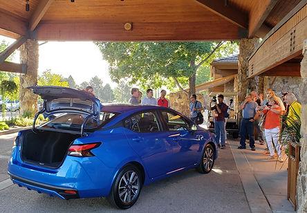 2020 Nissan Versa Press Launch