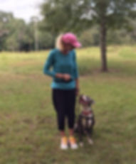 Mobile Dog Training Alabama pit bull bully