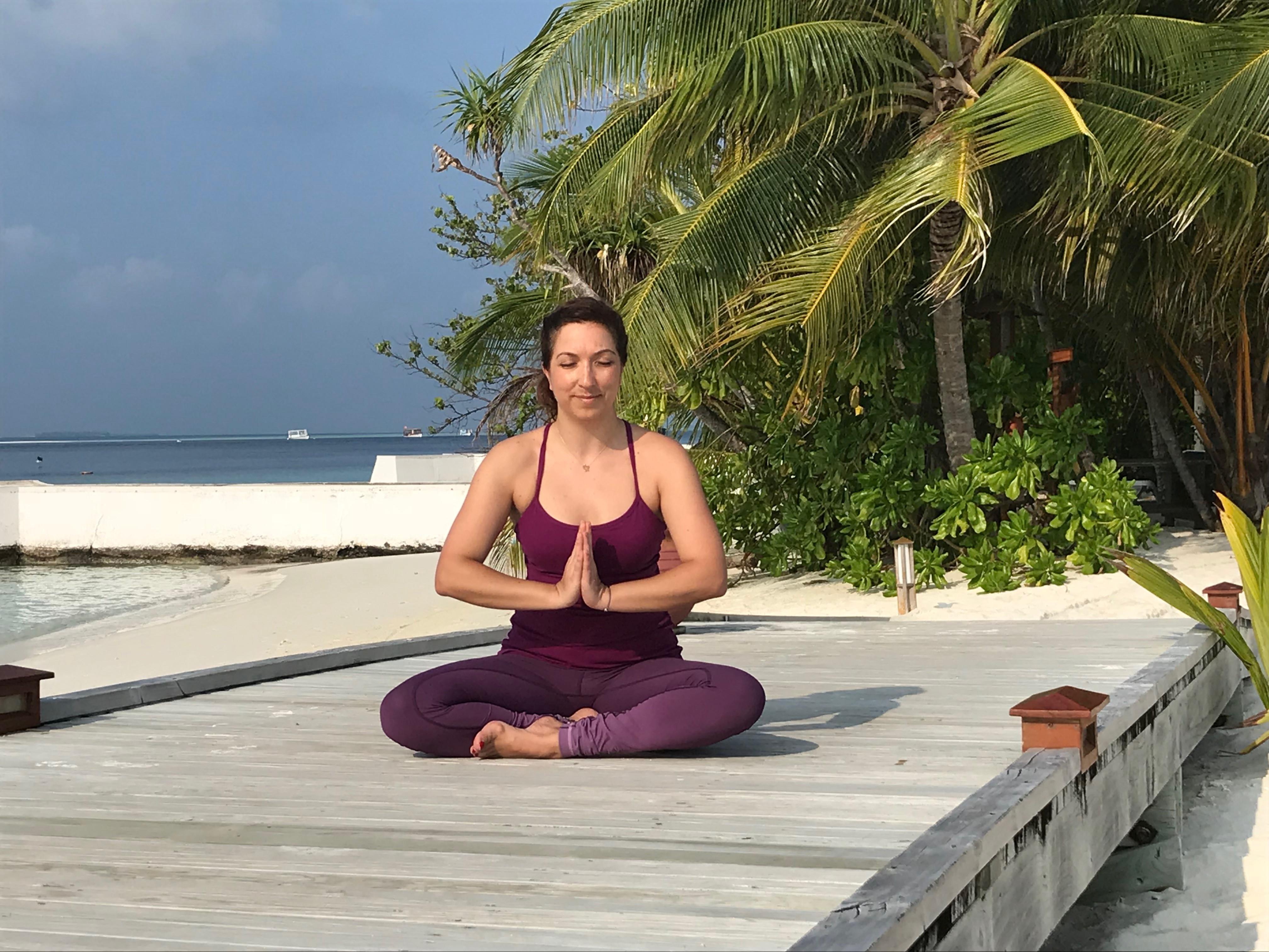 Gentle Yoga -Zoom