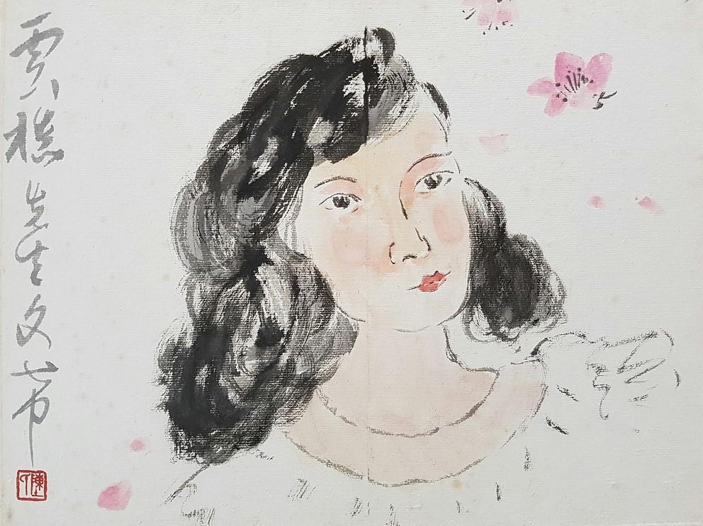 Chen Wen Hsi Portrait
