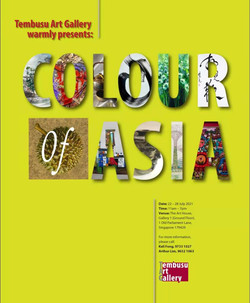 Colour of Asia