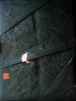 Installation Folded Shan-shui