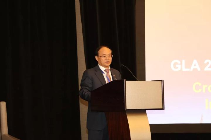 Dr. Chen Wen GLA Chairman