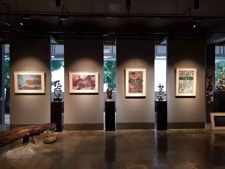 Allison solo exhibition (1)
