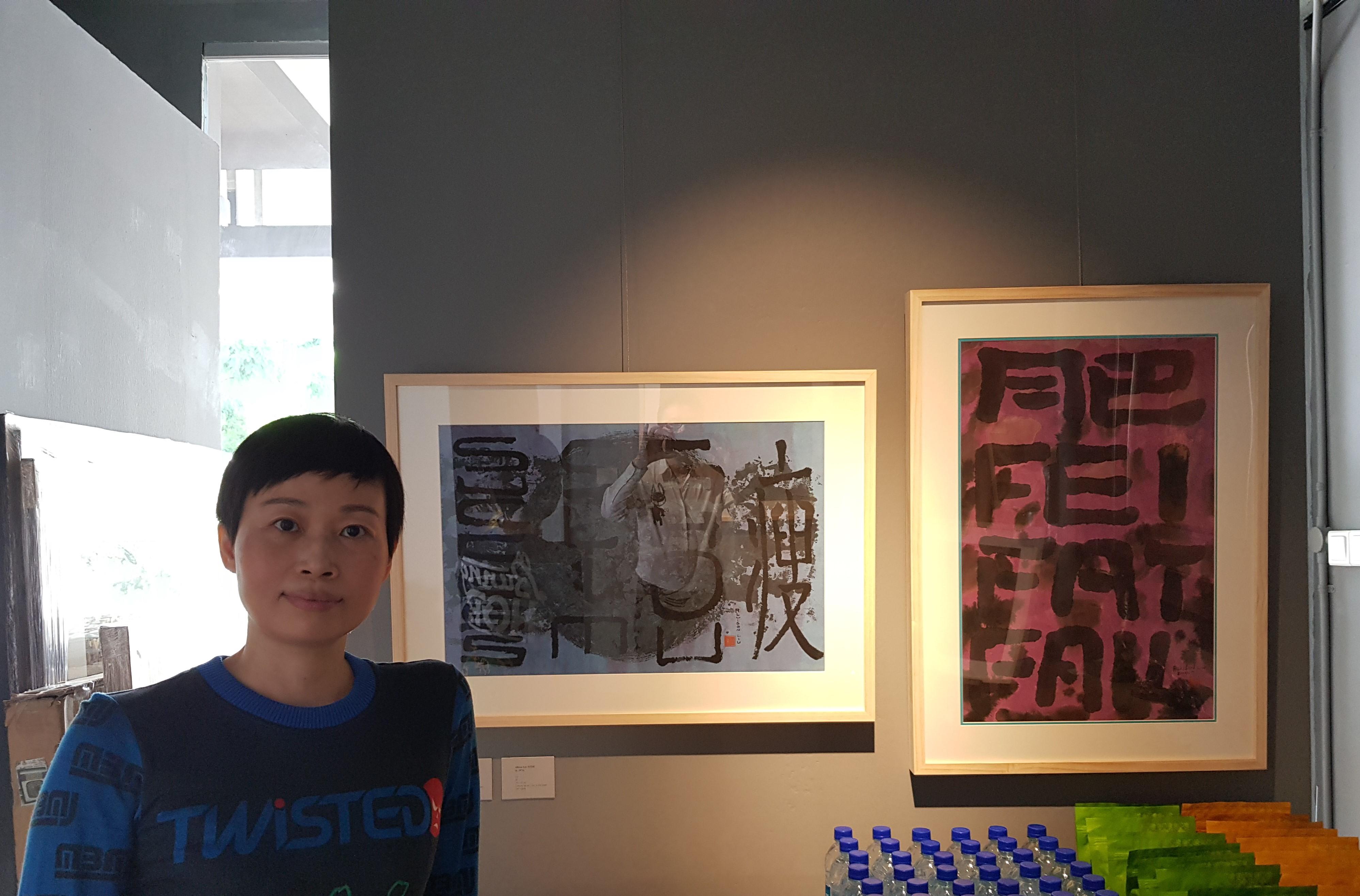 Allison solo exhibition (3)