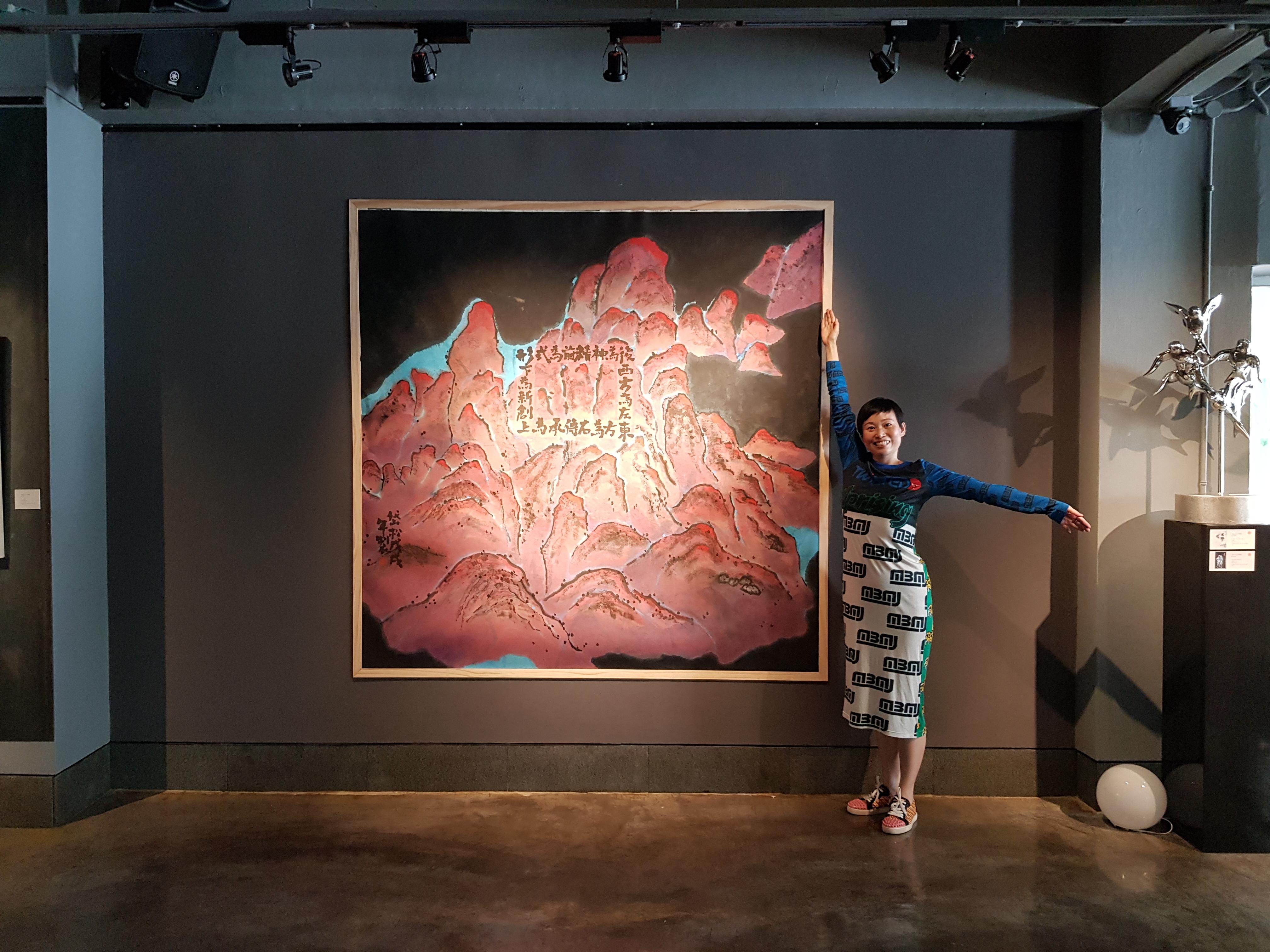 Allison solo exhibition (8)