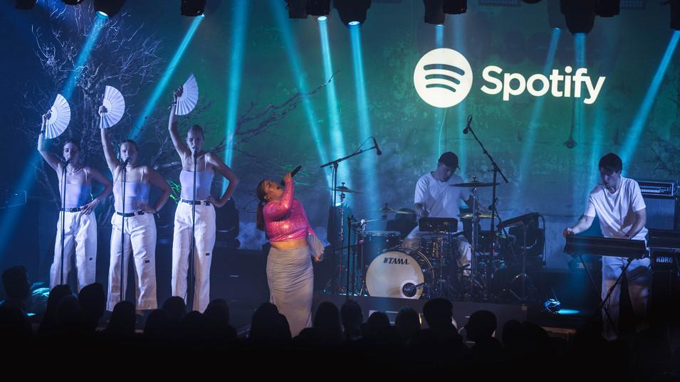 Pakhus 11 x Spotify