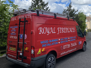 Stoves, gas fires, chimney systems