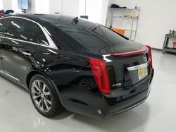 Cadillac XTS - Klasse Paint Sealant and Pinnacle Carnauba Wax