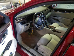 Wet Paint Auto Detailing - Interior Steam Cleaning