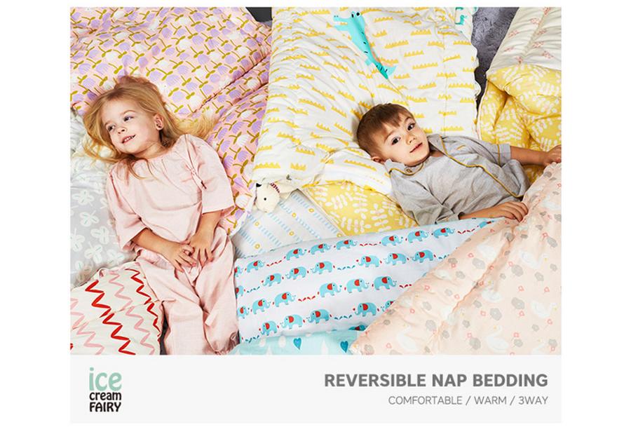 Kids Bedding for Ice-cream Fairy