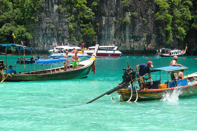 Fahrzeug_Boote_Thailand