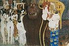 1900, Fondation Beyeler, Art Deco, Gustav Klimt, Schiele, Beethovenfries, Secession
