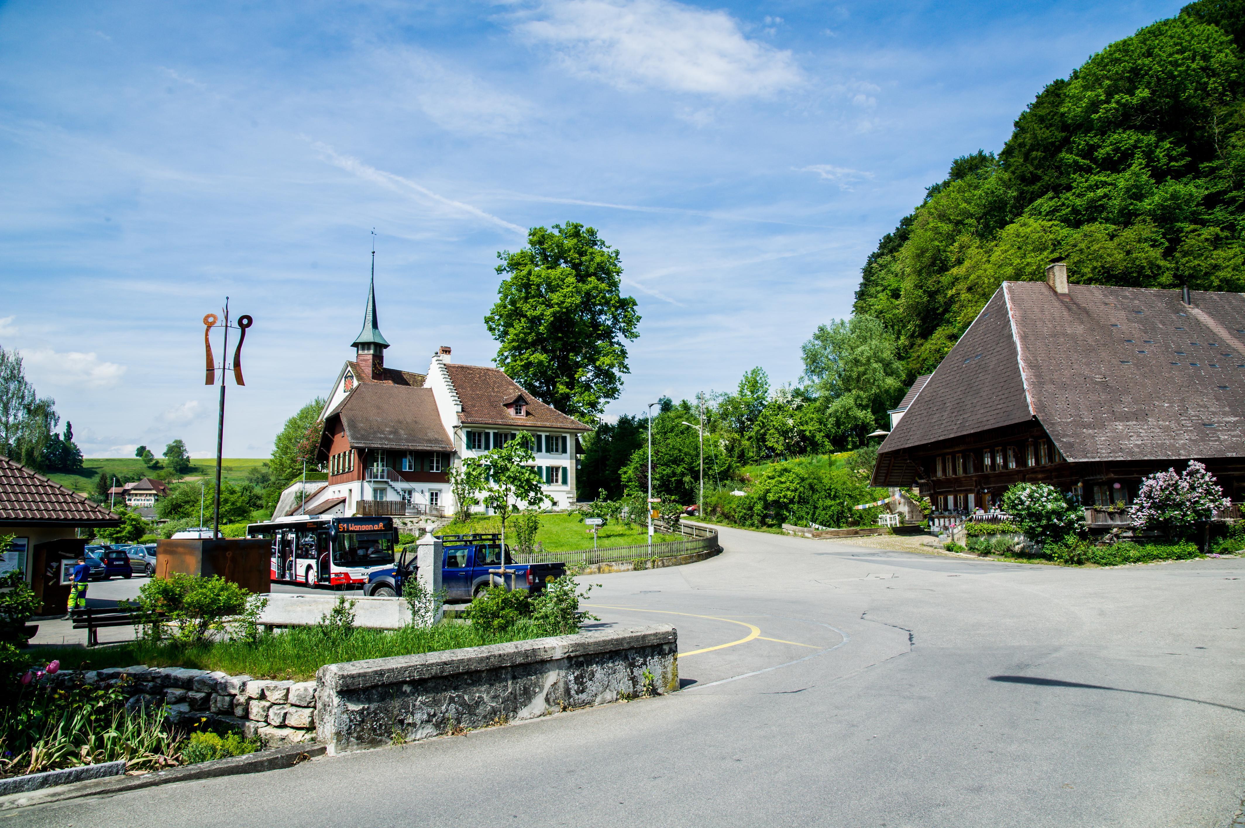 Melchnau Oberdorf