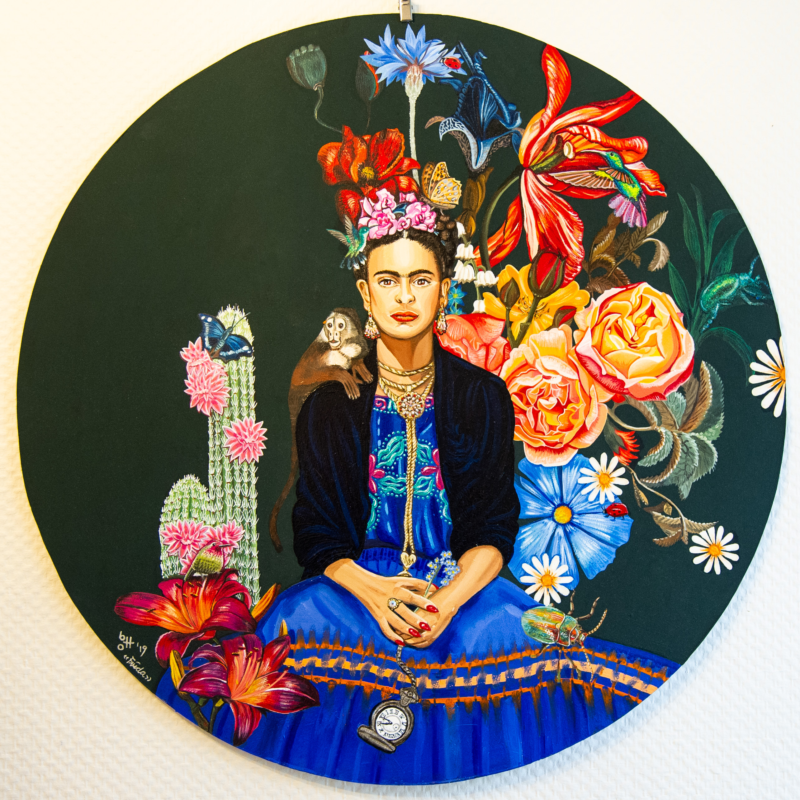 Hommage à Frida