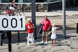 Familie in Rotterdam