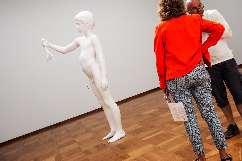 Das ist also Kunst...