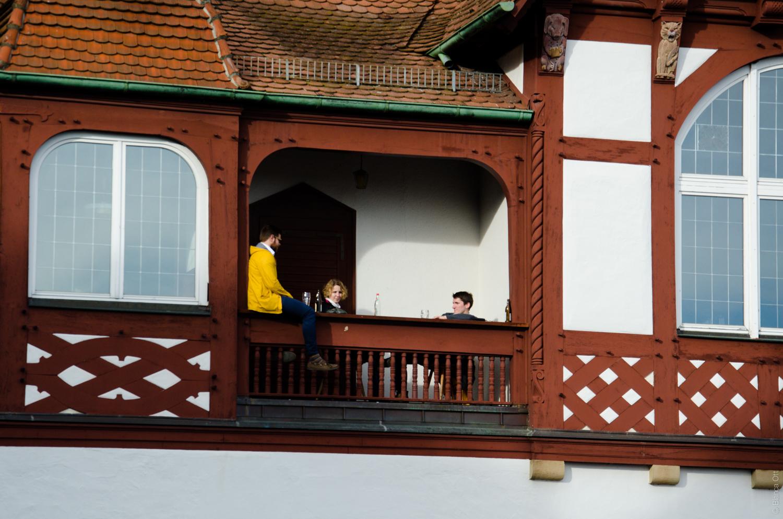 Balkonsession Tübingen
