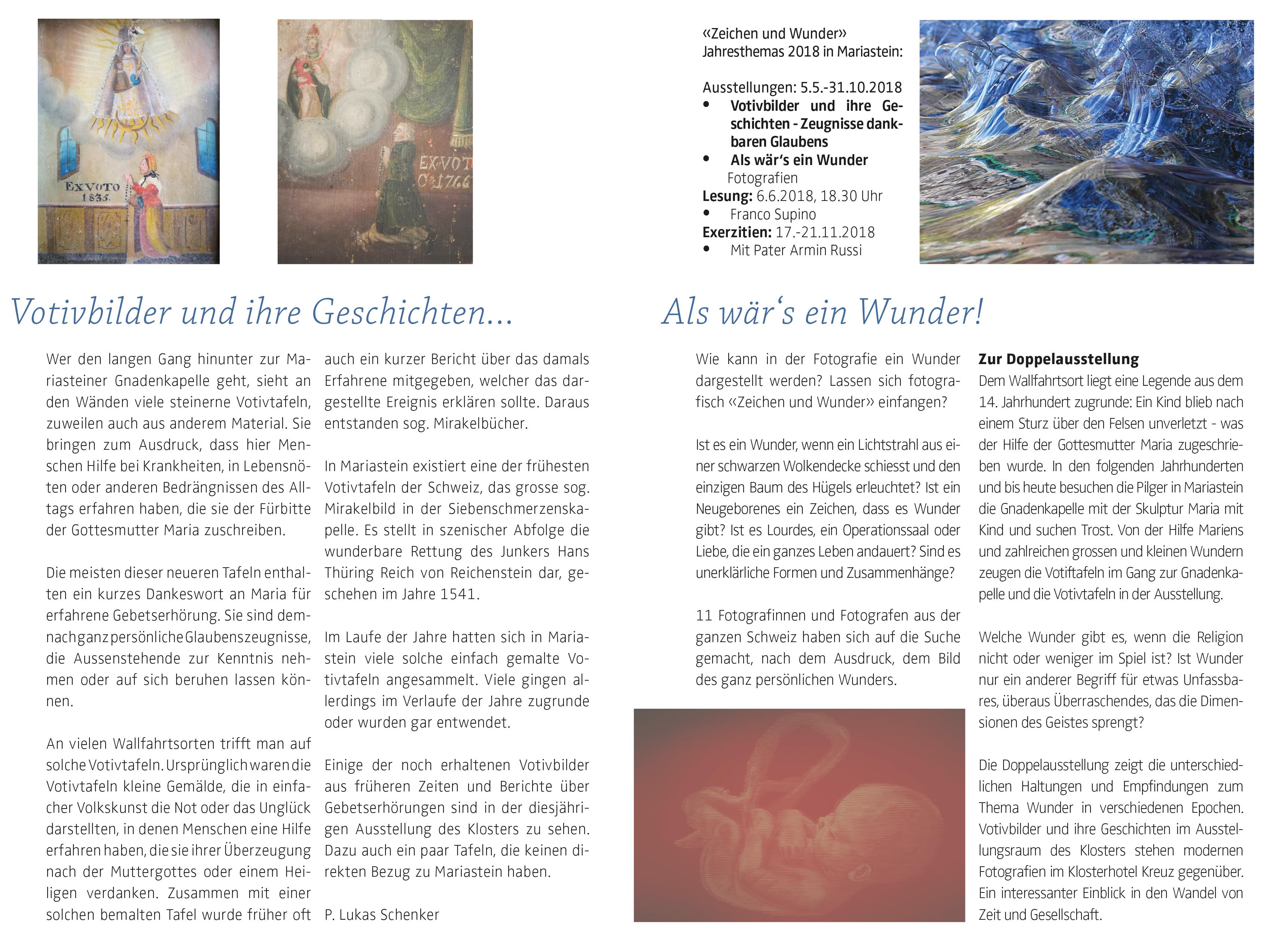 Ausstellungsflyer Wunder aktuell-2