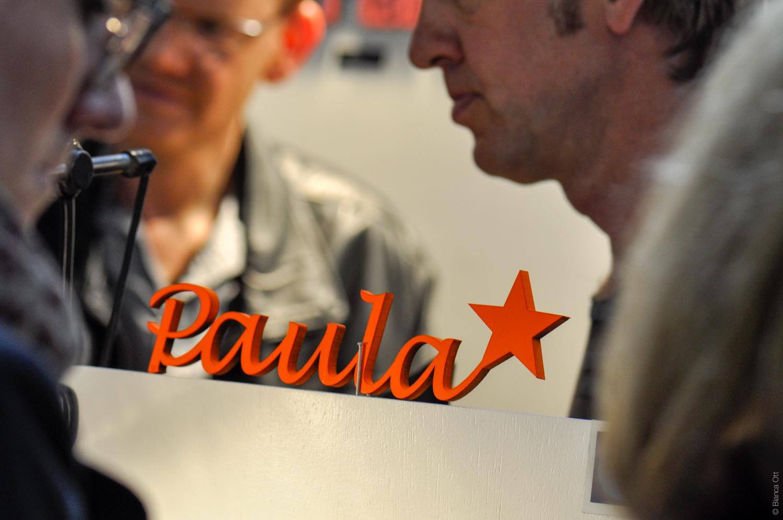Männer mit Paula