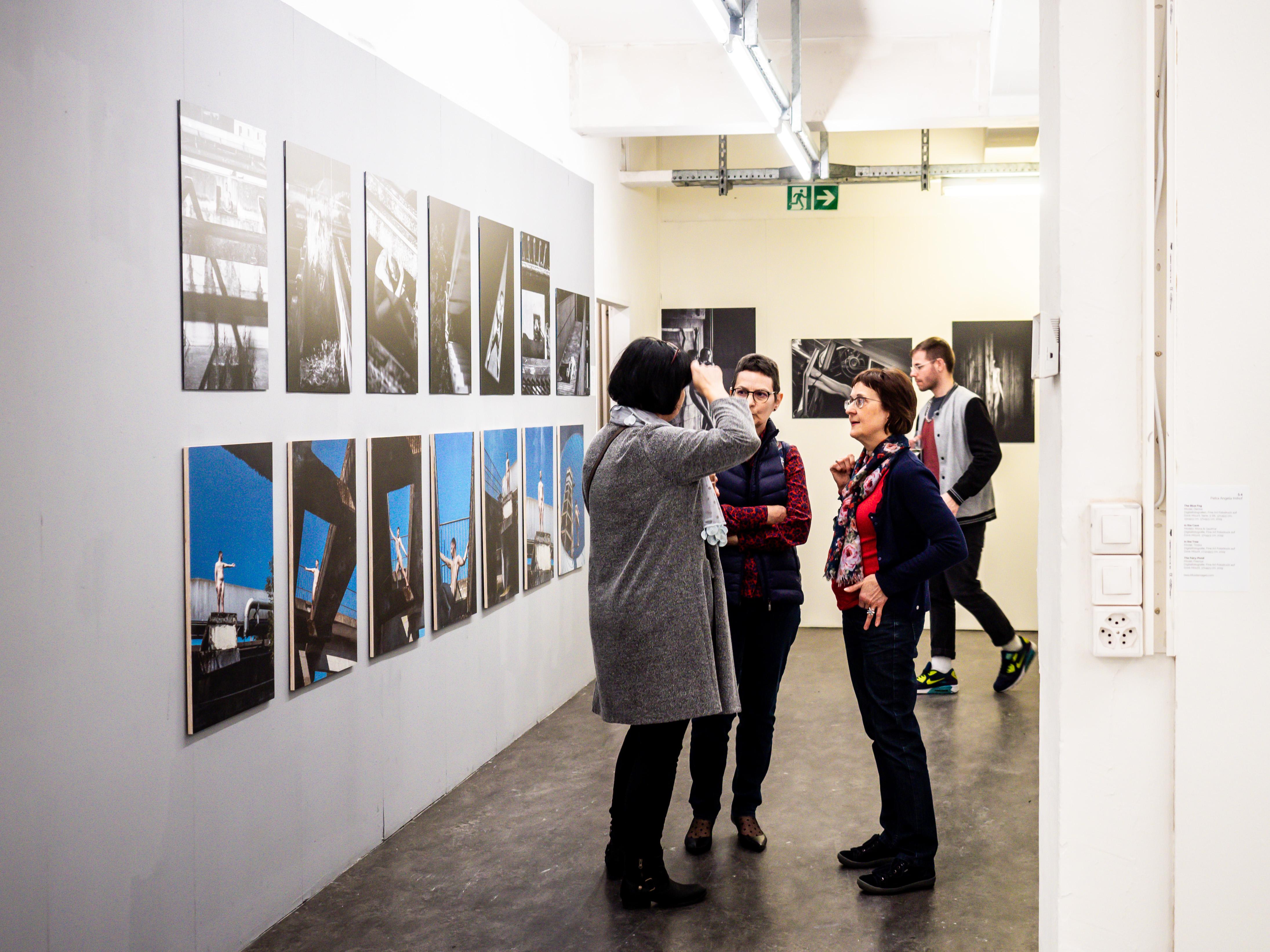 Ausstellung 23 Sichtweisen