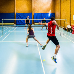 Badmintontraining Kappel-32